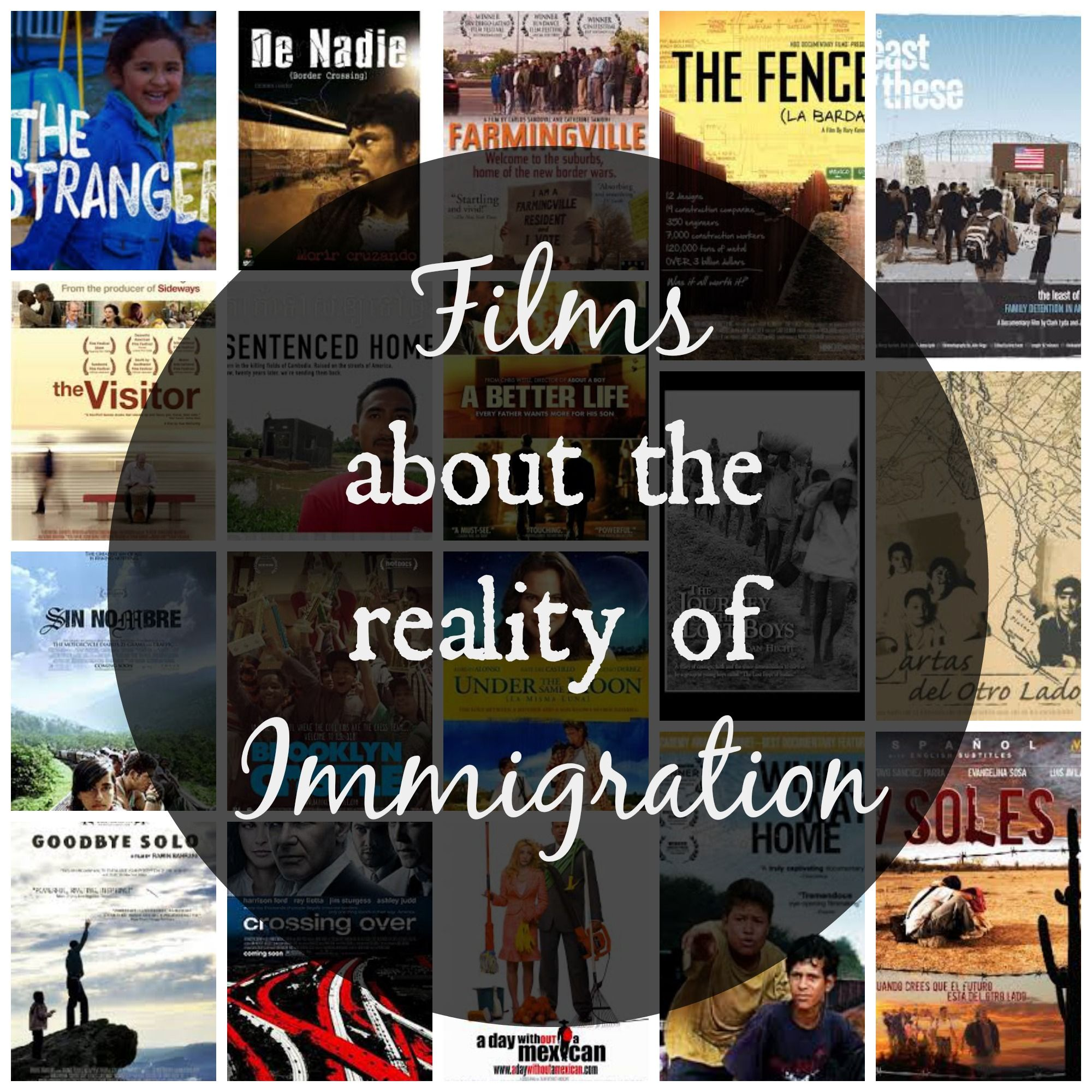 Film about Immigration.FILM RESOURCES The Stranger Film