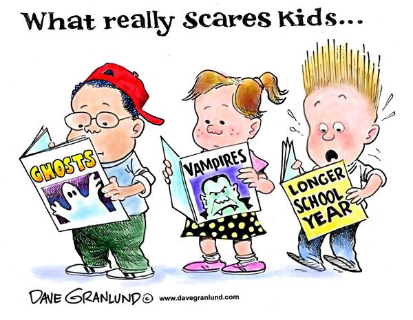 Cartoon Kids Dave Granlund Editorial Cartoons And