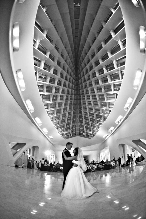 Milwaukee Art Museum Weddings Www Kbimagephoto