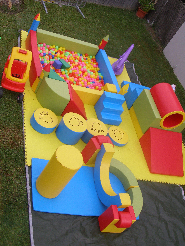 Tumbling Tigers Soft Play Party Hire Bebe En 2018 Ninos Juegos