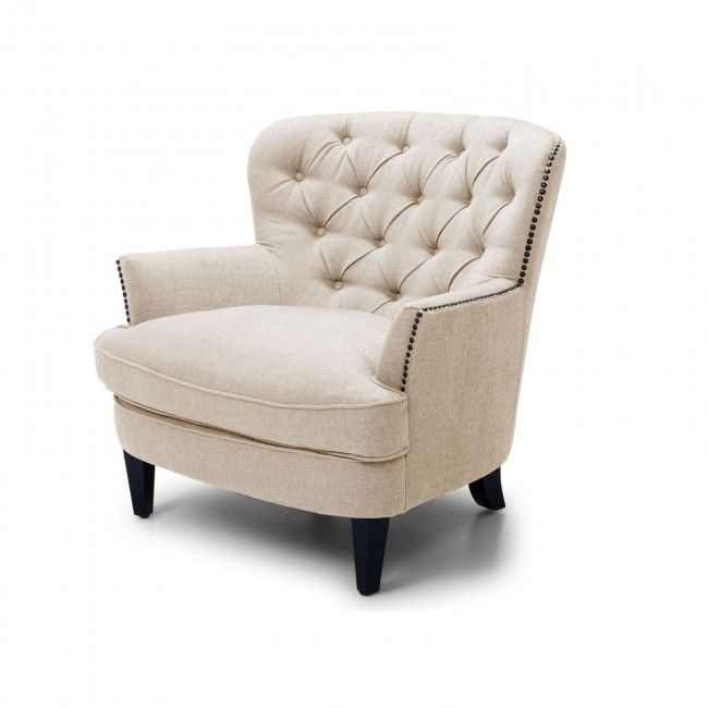 Ferguson Beige Single Armchair