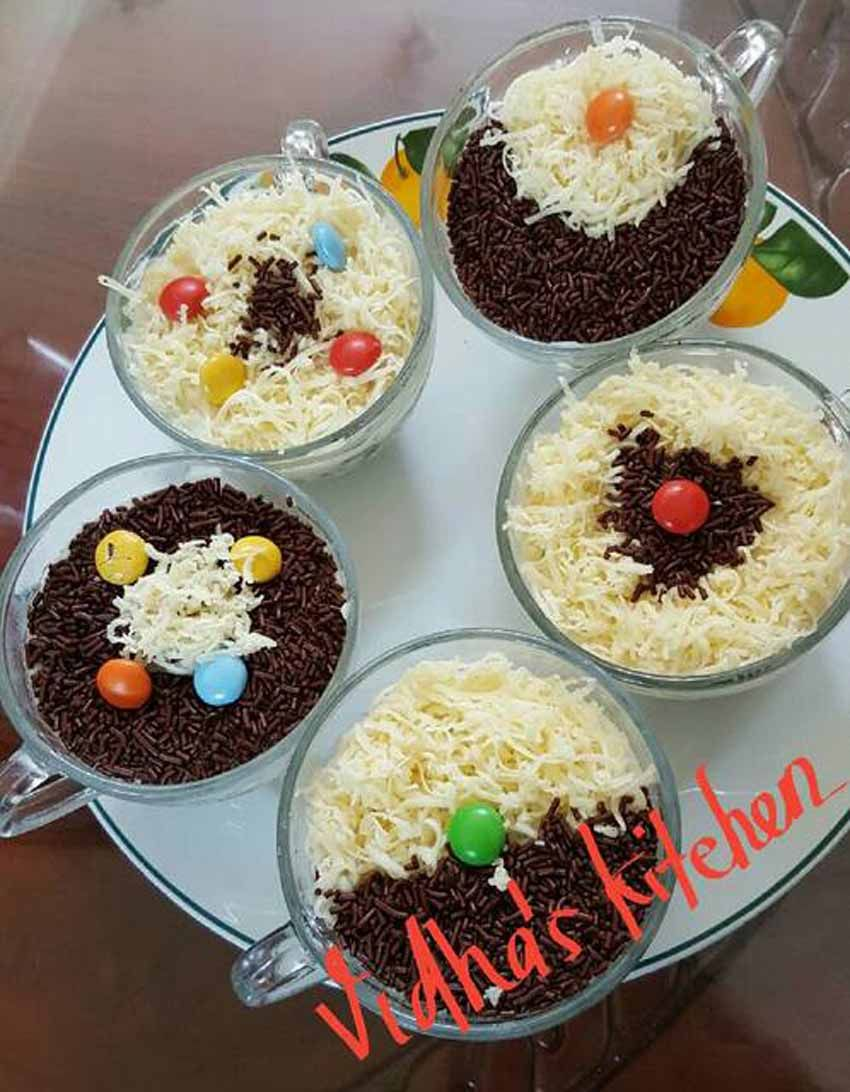 Resep Membuat Cheese Cake Lumer No Santan Kue Keju Pudding Desserts Makanan
