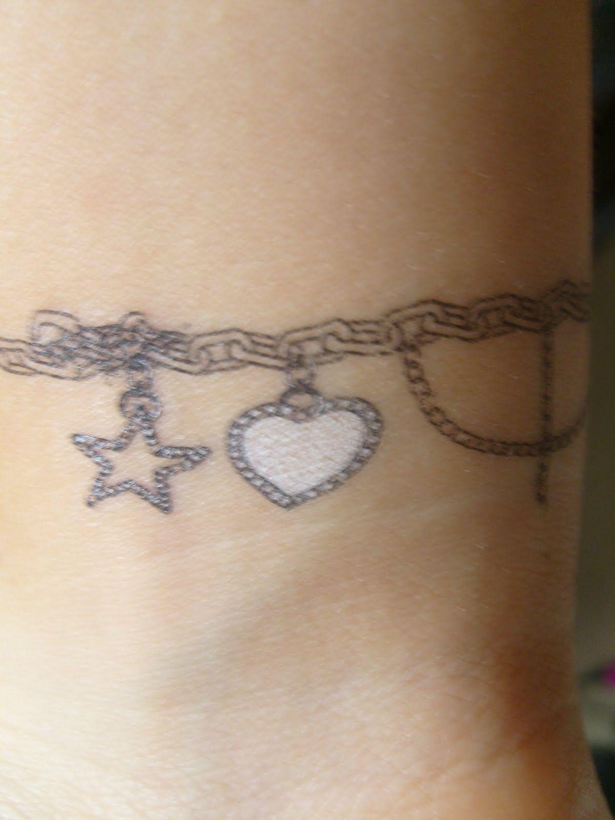 Ankle Bracelet Tattoos - Google