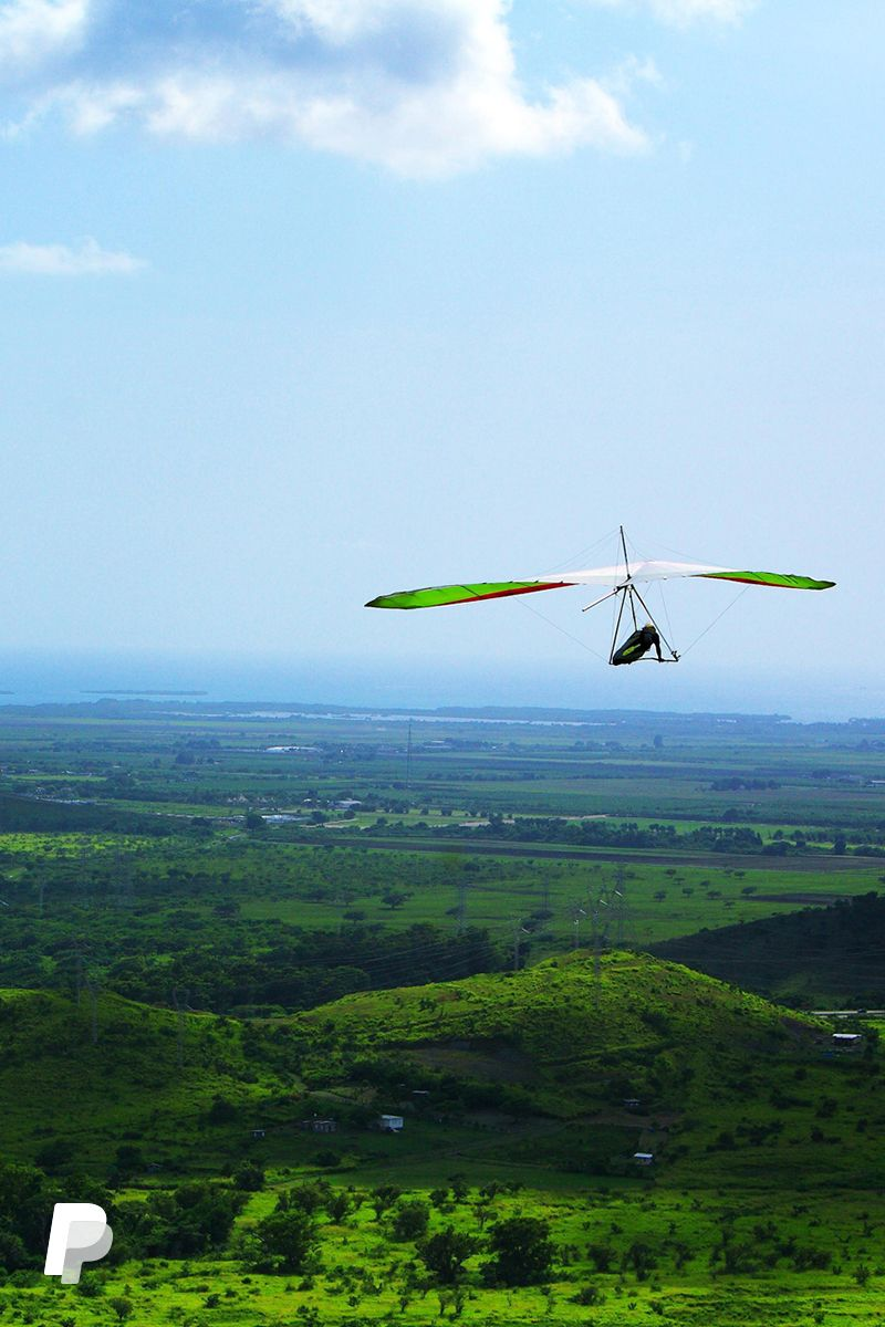 Soar like a bird and fly like a plane with a hang gliding experience. This