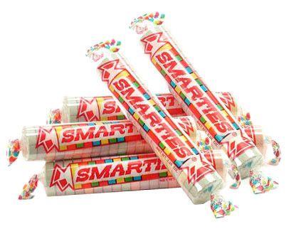 Smarties (1 lb ) | Nostalgic Candy | Candy companies