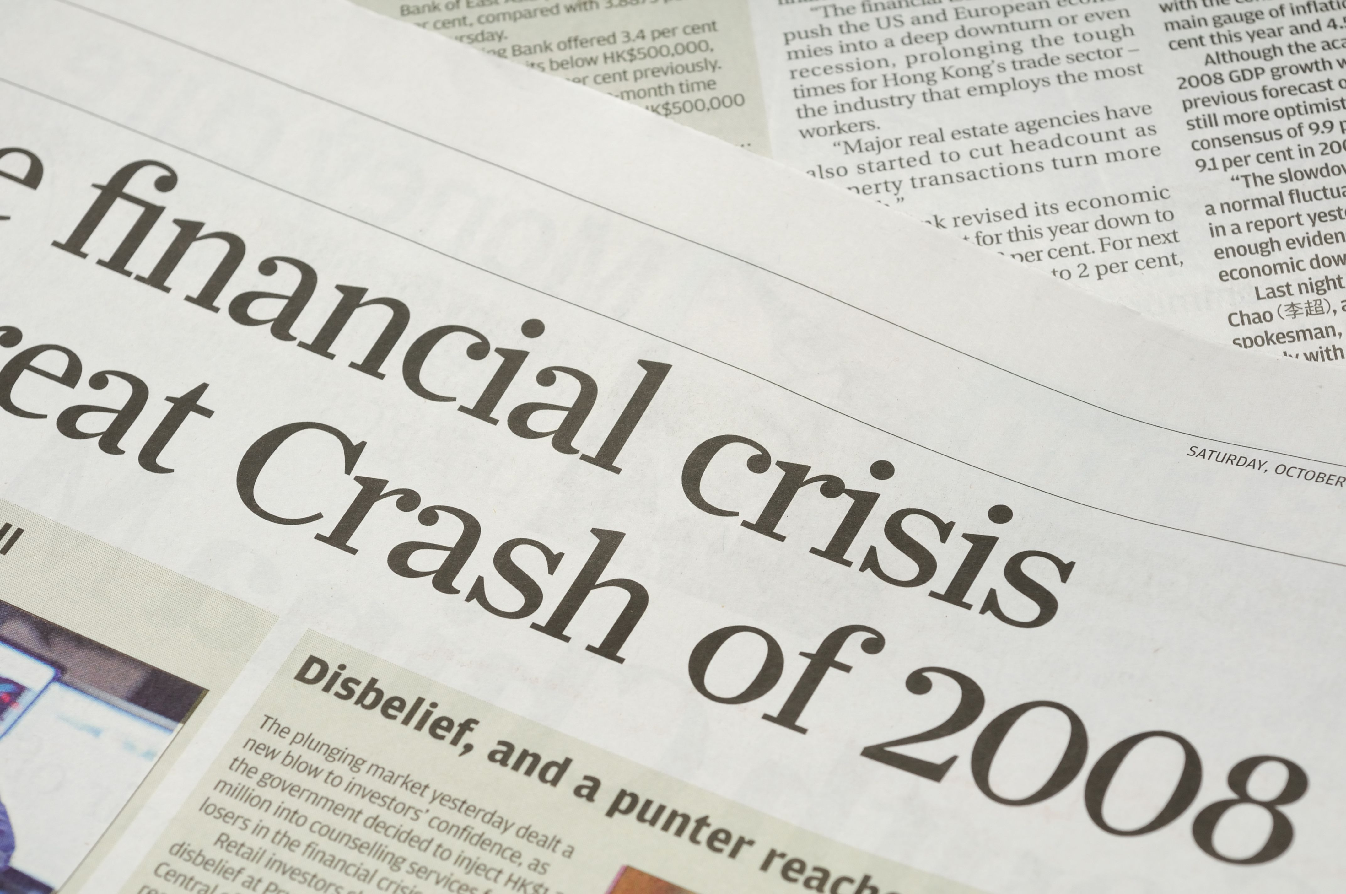 Setting The Record Straight On The Great Recession Of 2008