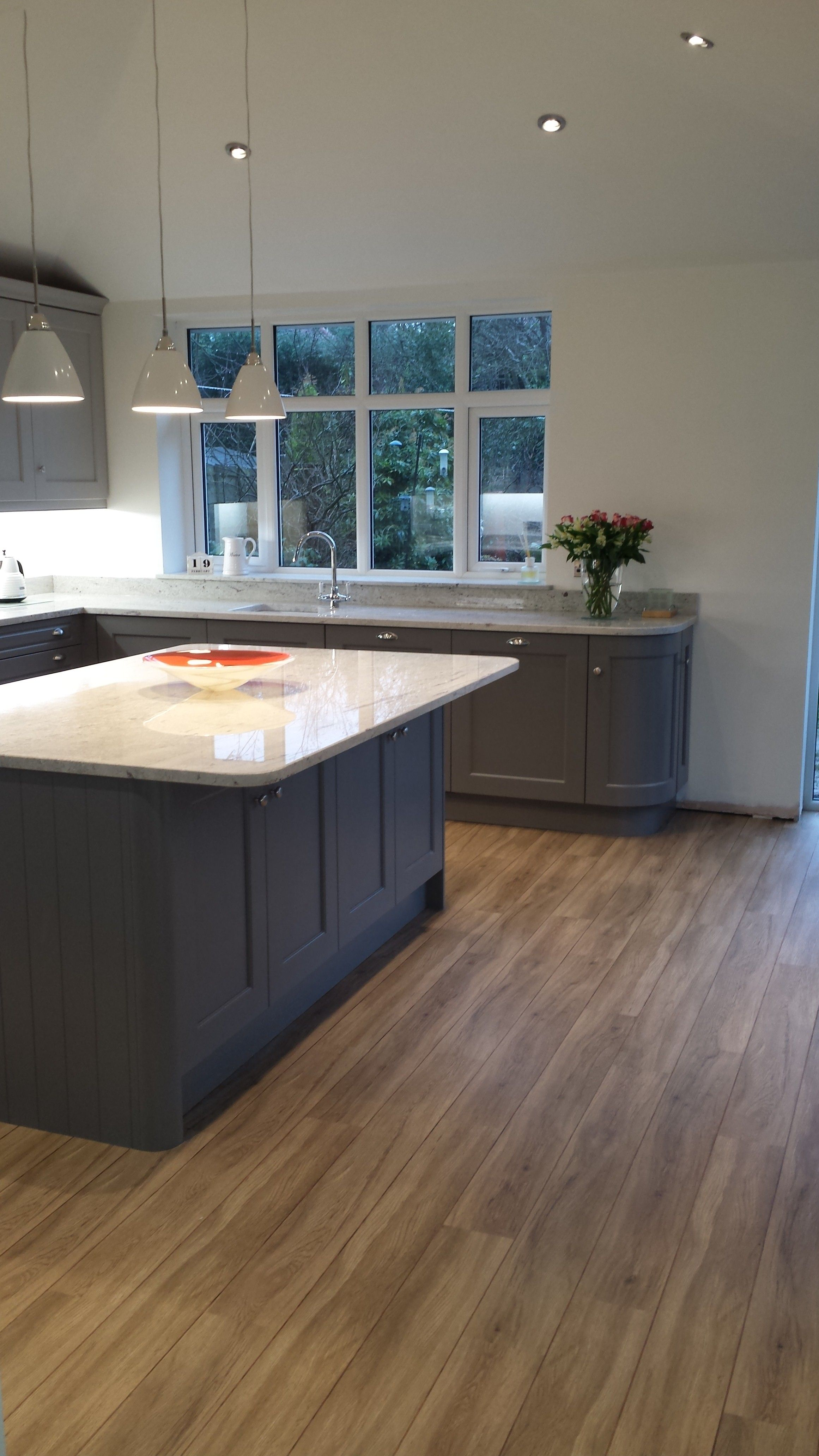 Howdens Kitchen Base Cabinets My Kitchen Units Painted In Farrow And Ball Moles Breath