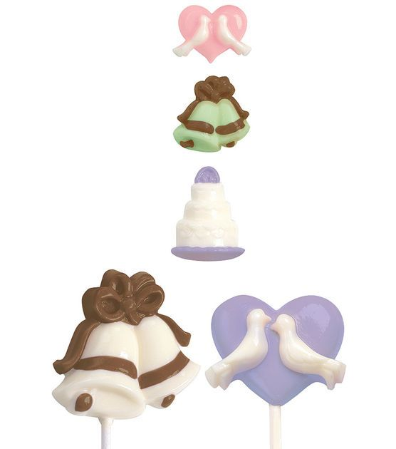 Wilton Lollipop Mold Wedding Shower Candy Making At Joann