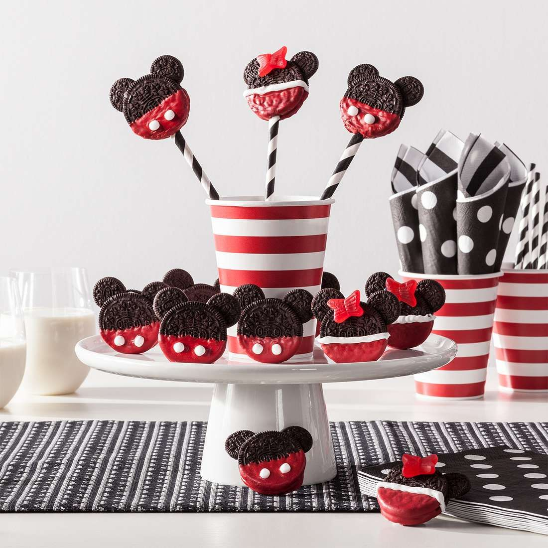Shop Target For Mickey Minnie Birthday Party Ideas You Will Love At Great Low Prices Free Shipping On Orders Of 35 Or Same Day Pick Up In Store