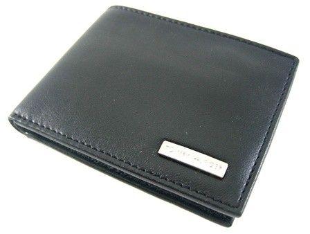 ba014cd87d Tommy Hilfiger Stockton Black Passcase Billfold Wallet - Tommy Hilfiger  Wallets - Designer Wallets