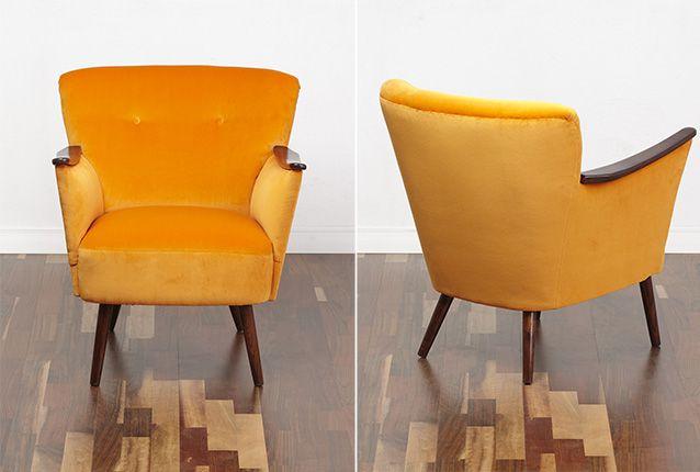 cocktail chair 50s inspired chair replica chair vintage retro rh pinterest com