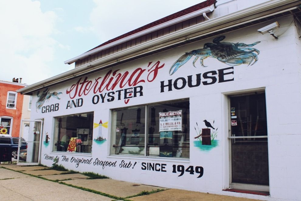 Save Your Ee For Baltimore S Enviable Seafood Restaurants