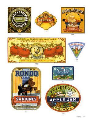 vintage food labels   Vintage food labels, Vintage ...