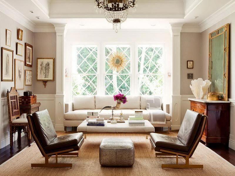 Lounge bay window #livingroomfurniturelayoutbaywindow ...