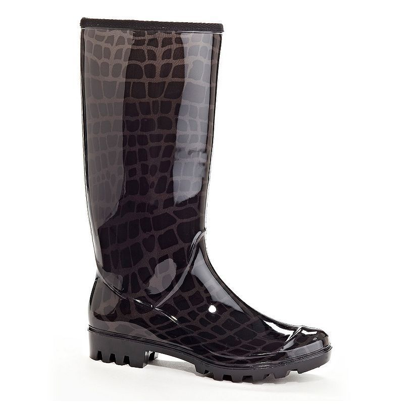 db2771988f7 Henry Ferrera Swimmer Women's Water-Resistant Rain Boots   Products ...