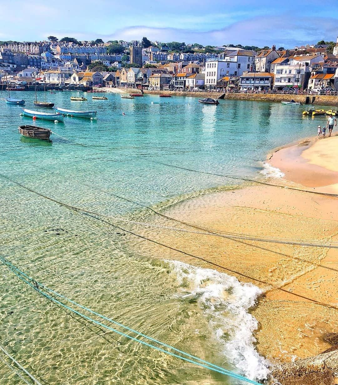 B R I T I S H S E A S I D E S On Instagram S T I V E S Cornwall Wowsers Cornwall Beaches Things To Do In Cornwall Cornwall England