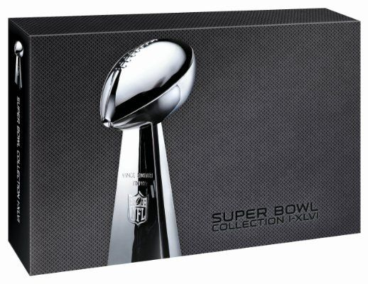 NFL Super Bowl Collection I XLVIAmazon Birthday Gifts For Boyfriend Valentines