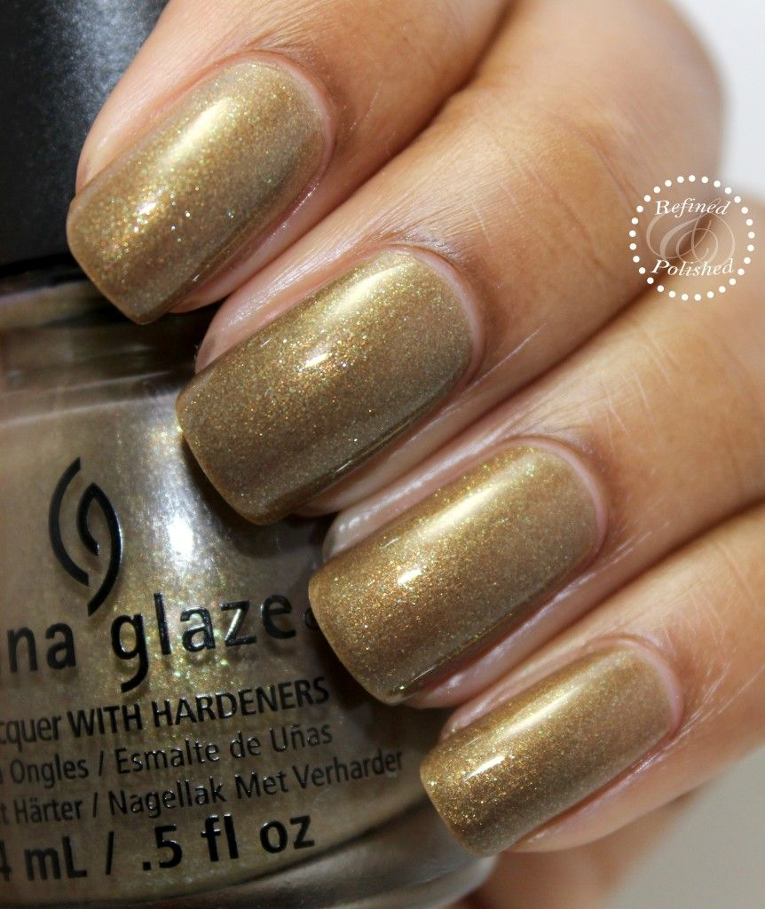 China Glaze Mind the Gap - Refined and Polished | Refined & Polished ...