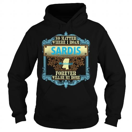 Cheap T-shirt Design It's a SARDIS Thing Check more at http://cheap-t-shirts.com/its-a-sardis-thing/