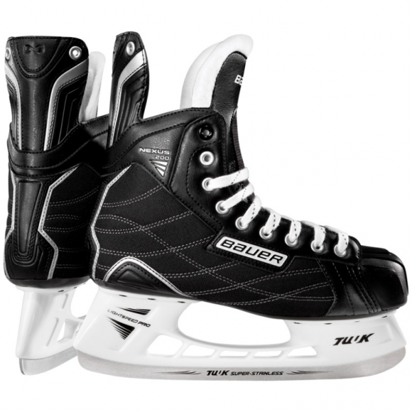 The Product Bauer Nexus 200 Skate Sr Falls Into The Skates Category Order The Bauer Nexus 200 Skate Sr Now At Outdoorxl Worldwide Delivery Ice Hockey Hockey Hockey Gear