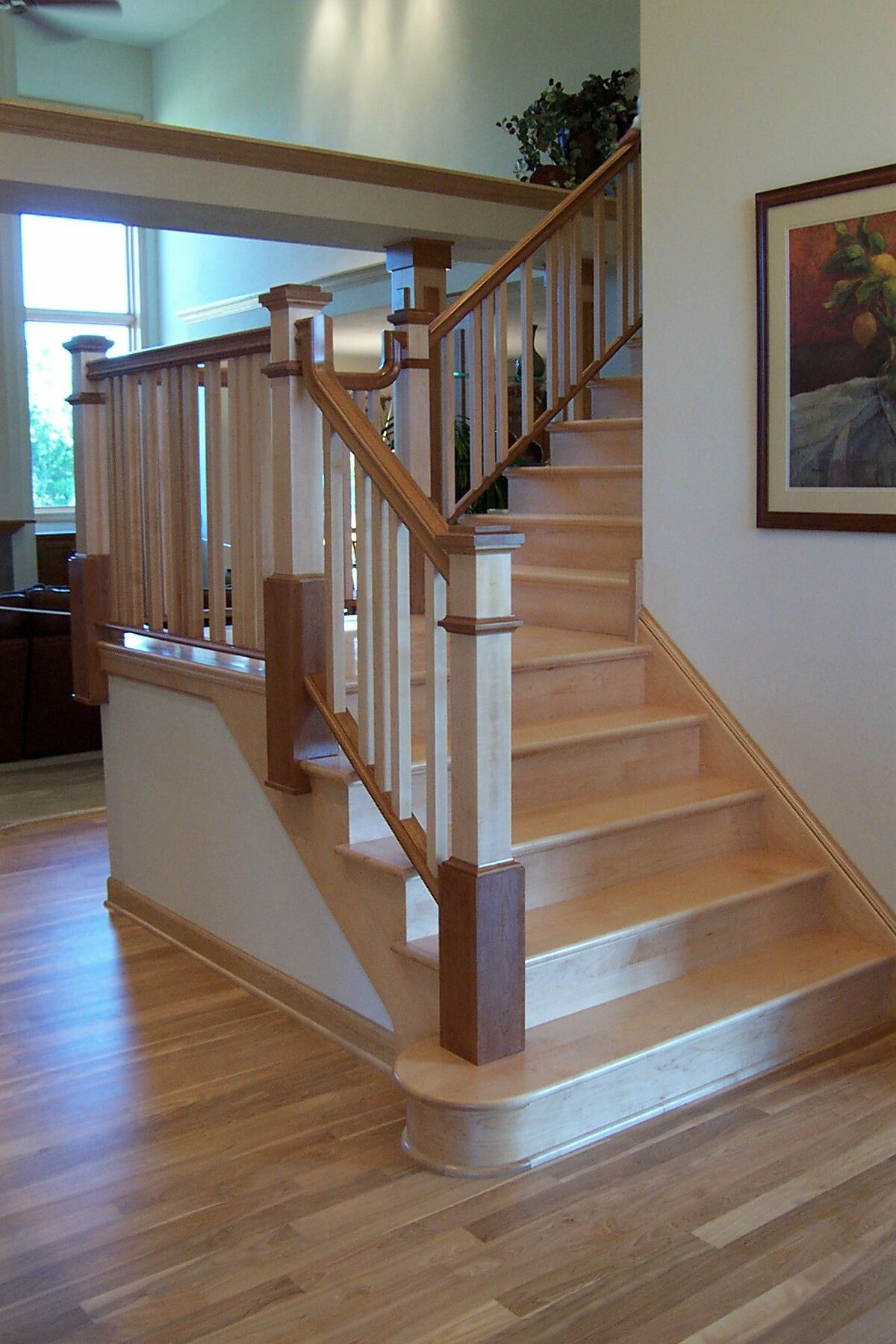 Best L Shaped Stairs Photo Gallery – L Shape L Shaped 400 x 300