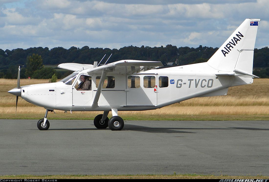 Gippsland GA8 Airvan aircraft picture | Airplanes I want