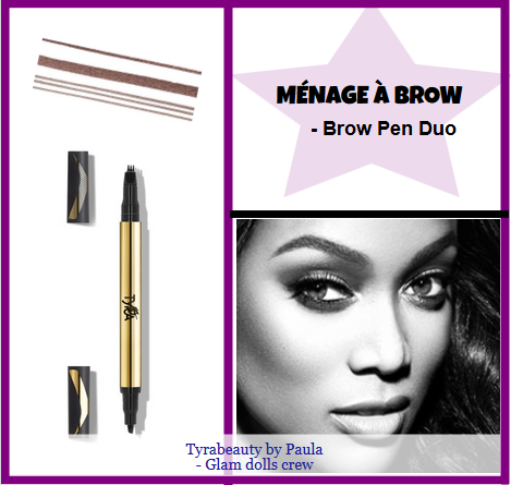 Transforming barelythere brows into full and fierce