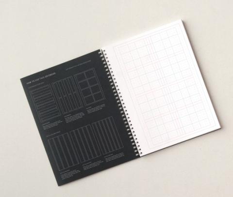 Gridbooks Graph Paper Notebook Web Design Website Design Inspiration