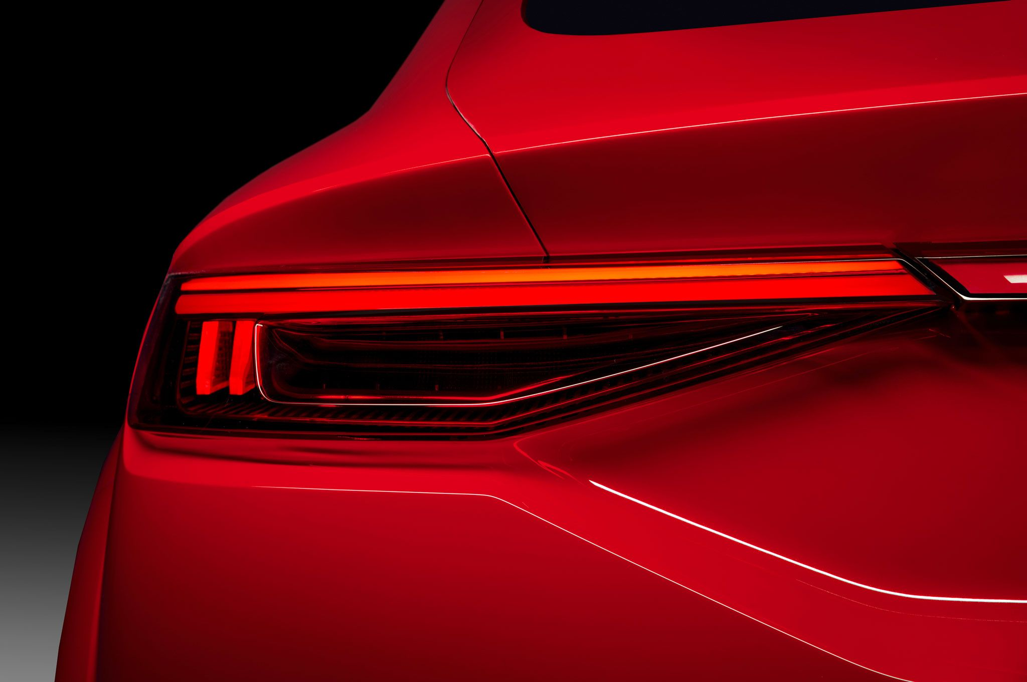 Audi Tail Lights Concept Google Search