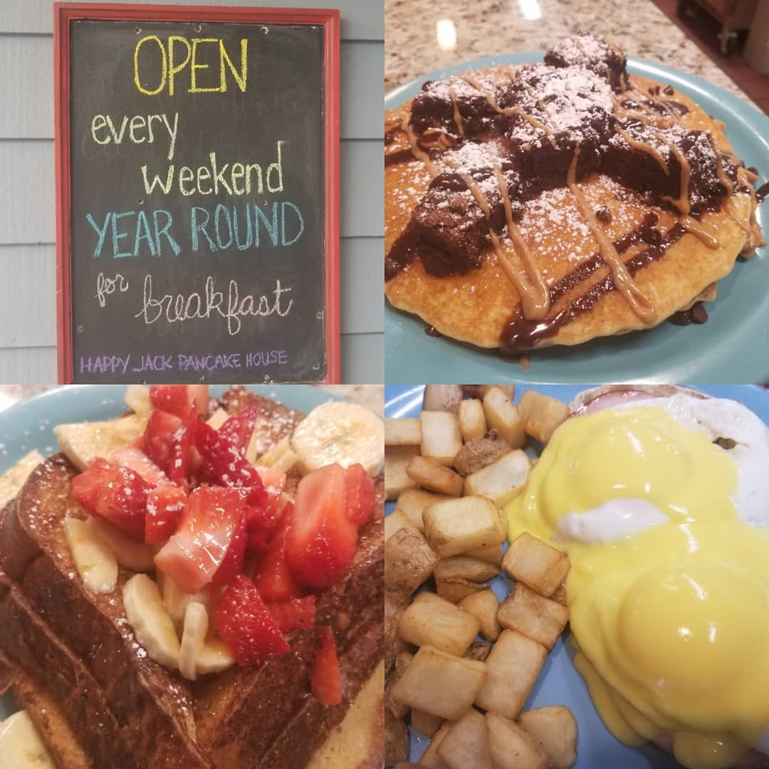 Happy Jack Pancake House Family Owned Operated And The Food Service Is Simply Amazing Oceancitycool Loveoc Ocm In 2020 The Pancake House Food Food Service