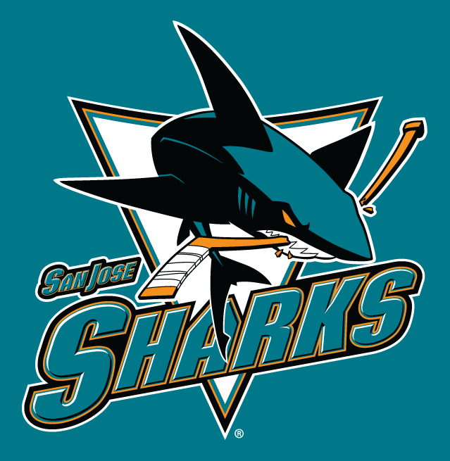 Sharks Sports Team Logo  7fb29c2ce