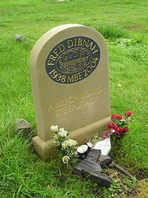 Fred Dibnah Television Broadcaster Author He Was Awarded The M B E Member Of The British Empire In The 2004 Que The Game Is Over Awesome Definition Fred