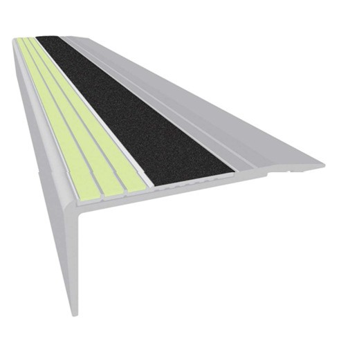 Vinyl Stair Nosing Is Designed To Create A Highly Visible Step Edge To  Reduce Falls And