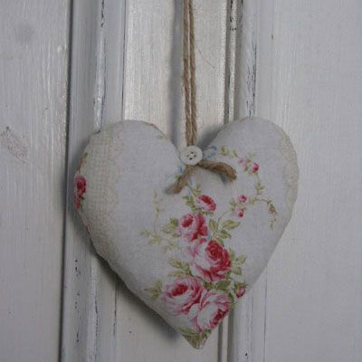 linen heart ------------ lniane serduszko