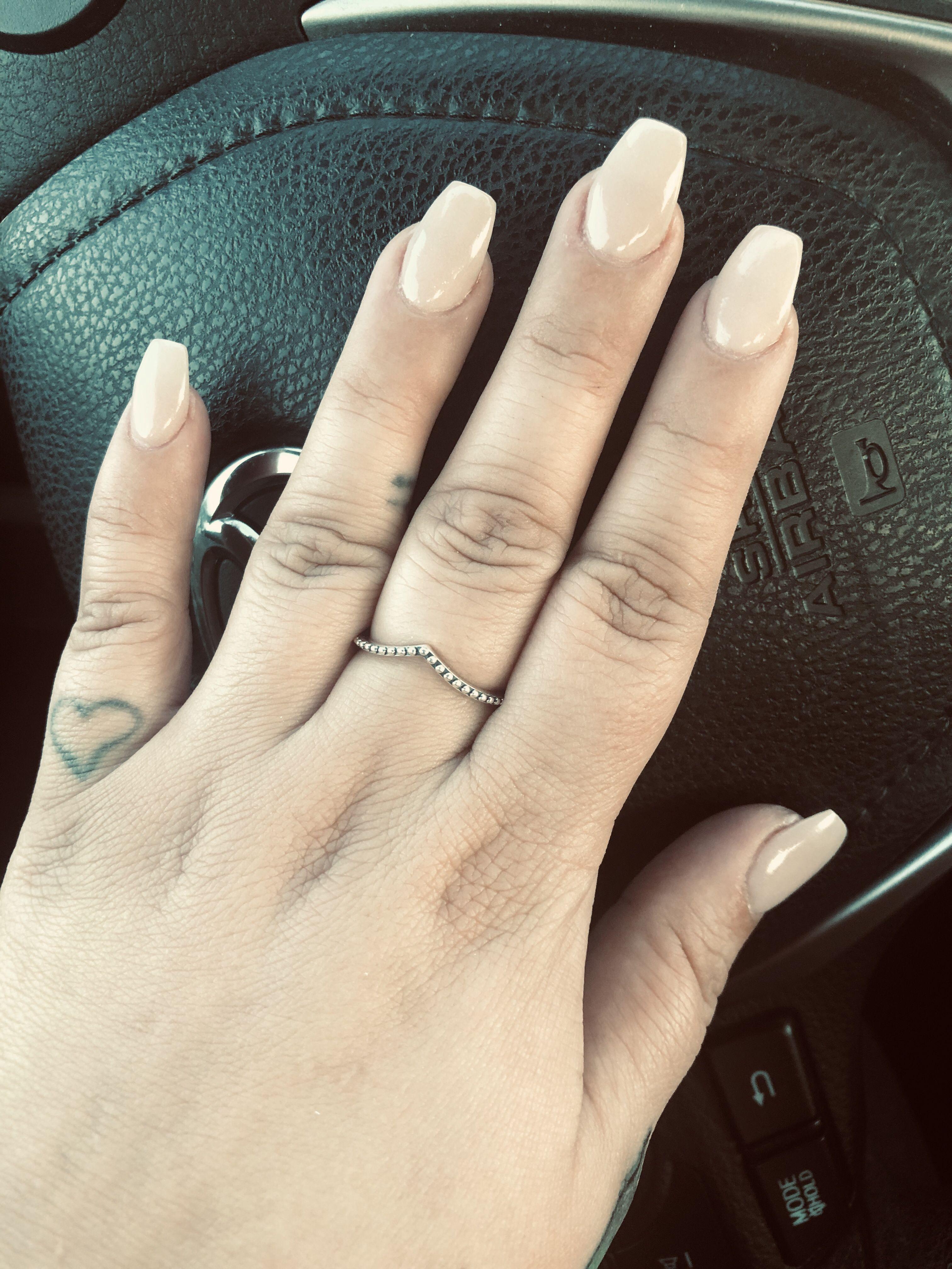 Sns Color 241 Wedding Nails Perfect Wedding Future Wedding