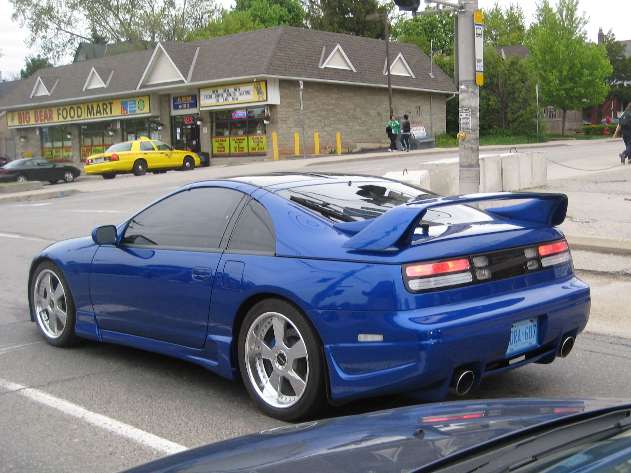 Nissan 300zx one of luxury car for you