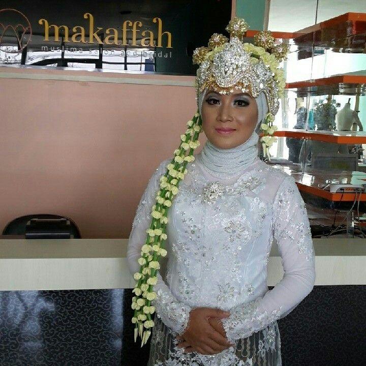 Sunda Siger With Hijab Baju Akad Dan Resepsi Pernikahan Jewelry