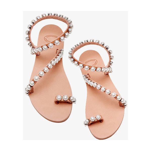 Pre Order Elina Linardaki Evelyn Bridal Handmade Sandal