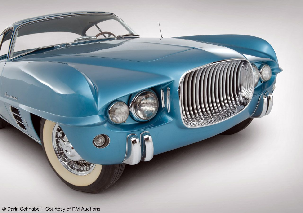 Ghia Dodge Firearrow III Coupe 1954