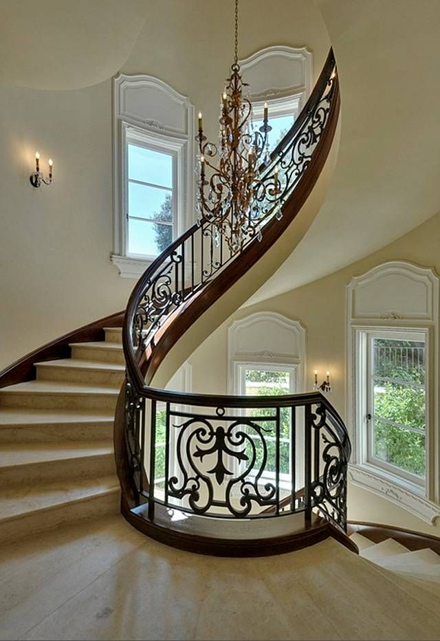 Best Beautiful Staircase Escaleras Rústicas Barandillas 400 x 300