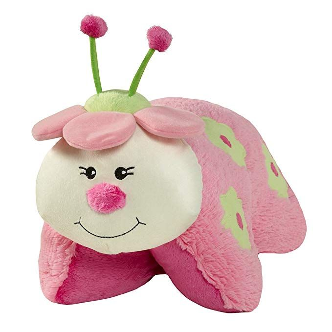 Pillow Pets Sweet Scented Pets Watermelon Ladybug, 16