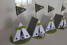 uitnodiging kampeerfeestje - Google zoeken