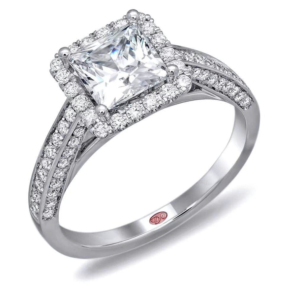 Demarco Halo Engagement Rings