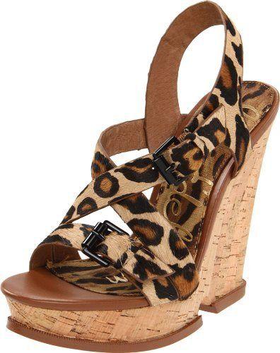 b4a2662160aca7 Amazon.com  Sam Edelman Women s Josie Wedge Sandal  Sam Edelman  Shoes