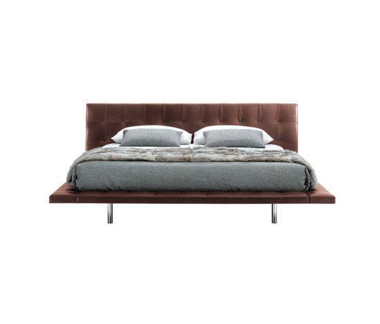 Onda Bett von Poliform Doppelbetten Schlafzimmer Fabrik Pinterest - schlafzimmer betten günstig