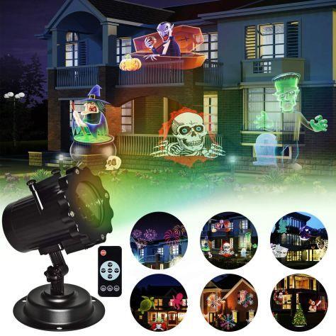 Amazon  Led Christmas Light Projector Just $999 W/Code (Reg