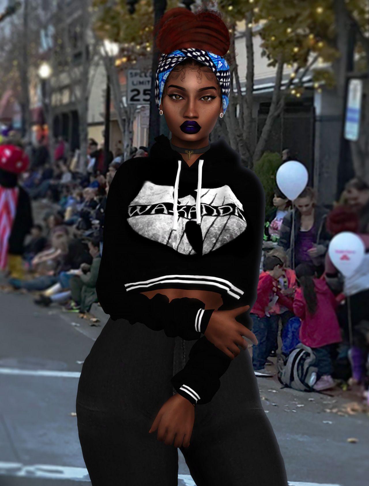 Proud Black Simmer   Sims 4 cc kids clothing, Sims 4