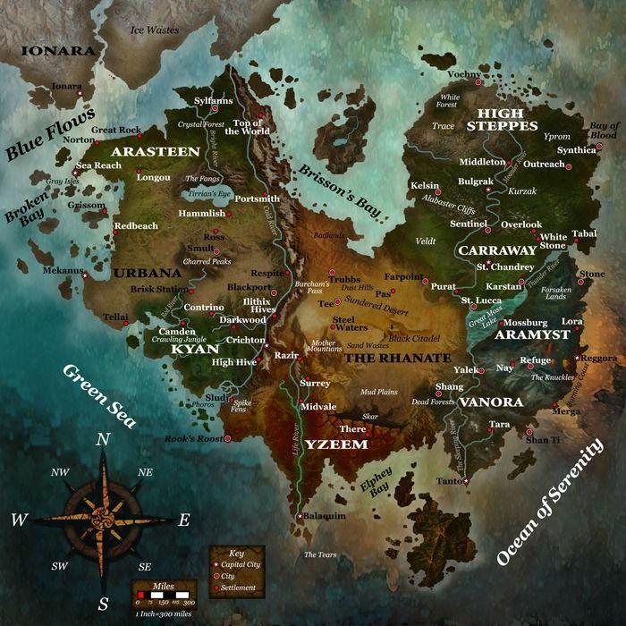 Aden World Map.Thunderscape The World Of Aden In 2019 Fantasy World Fantasy