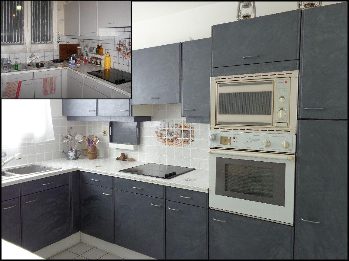 Relooking D Une Cuisine Floriane Lemarie White Kitchen Paint Kitchen Kitchen Cabinets