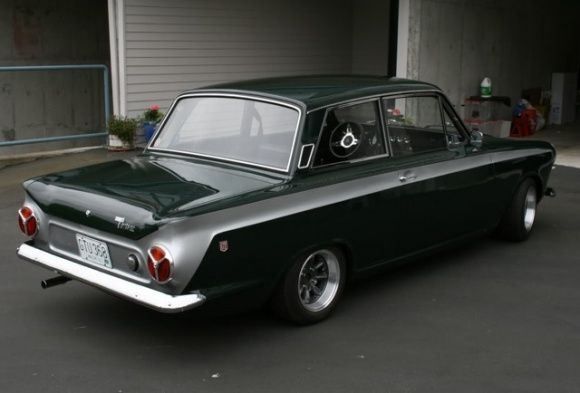 Bat Exclusive Us Spec 1966 Ford Cortina Gt In The Uk Classic